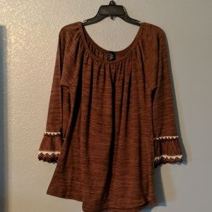 Sweater dress/top